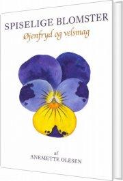 spiselige blomster - bog