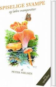 spiselige svampe - bog