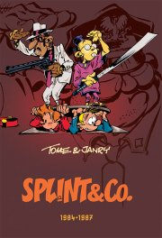 splint & co.: den komplette samling 1984-87 - Tegneserie