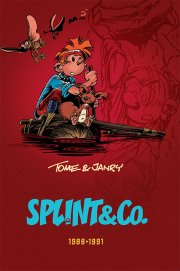 splint & co.: den komplette samling 1988-91 - Tegneserie