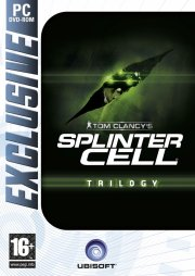 splinter cell trilogy (exclusive) - PC