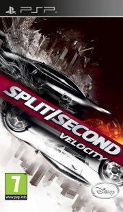 split second: velocity - psp