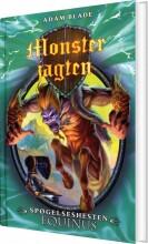 monsterjagten 20 - spøgelseshesten equinus - bog