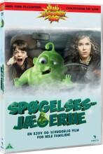 spøgelsesjægerne - DVD