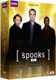 spooks - sæson 2 - DVD