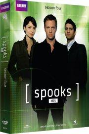 spooks - sæson 4 - DVD