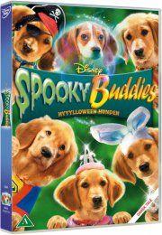 spooky buddies: hyyylloween hunden - DVD