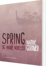spring og andre noveller - bog