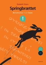springbrættet - skrivekursus 1.-2.klasse - bog