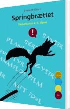 springbrættet - skrivekursus 4.-5.klasse - bog