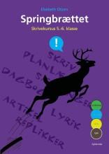 springbrættet - skrivekursus 5.-6.klasse - bog