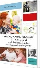 sprog, kommunikation og psykologi - bog