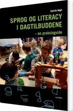 sprog og literacy i dagtilbuddene - bog
