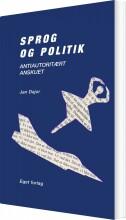 sprog og politik - bog
