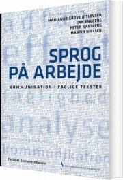 sprog på arbejde - bog