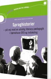 sproghistorier - bog