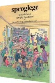 sproglege til styrkelse af sproglig bevidsthed - bog