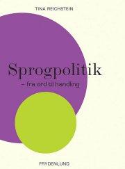 sprogpolitik - bog