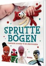 spruttebogen - hæklede blæksprutter til de allermindste - bog