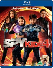 spy kids 4: all the time in the world - Blu-Ray