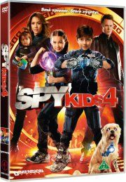 spy kids 4: all the time in the world - DVD