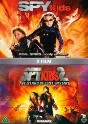 spy kids / spy kids 2 - the island of lost dreams - DVD