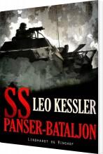 ss panser-bataljon - bog