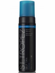 st. tropez - self tan dark bronzing mousse 200 ml - Hudpleje