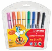 stabilo - trio scribbi 8 pc (650-3626) - Kreativitet