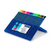 farveblyanter 24 stk - ergosoft aquarelle - staedtler - Kreativitet