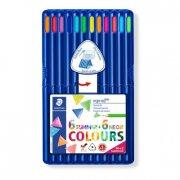 staedtler ergosoft farveblyanter - 12 stk - Kreativitet