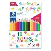 staedtler ergosoft farveblyanter - 18 stk - Kreativitet