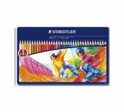 staedtler - noris club - coloured pencils in tin case, 36 pcs (145 spm36) - Kreativitet