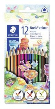 staedtler noris colour trekantede farveblyanter - 12 stk - Kreativitet