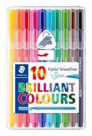 staedtler pigment liner - 10 stk - Kreativitet