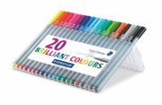 staedtler triplus fineliner 0,3 mm - 20 stk. - Kreativitet