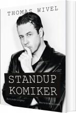 standupkomiker - bog
