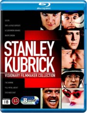 stanley kubrick box collection - limited edition - Blu-Ray
