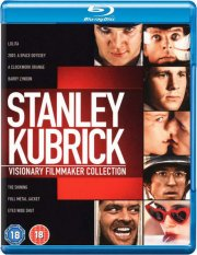 stanley kubrick: visionary filmmaker collection - Blu-Ray