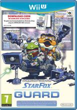 star fox guard (voucher) - wii u