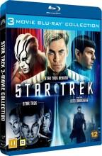 star trek 1-3 - de nye film - Blu-Ray