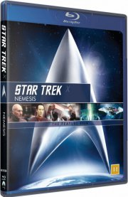 star trek 10 - x - nemesis - Blu-Ray