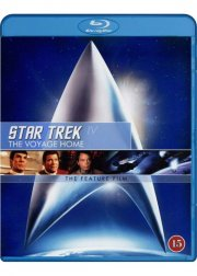 star trek 4 : the voyage home - Blu-Ray