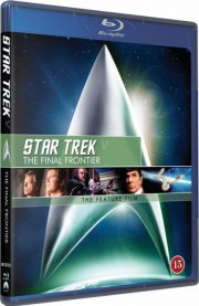 star trek 5 - v - the final frontier - Blu-Ray