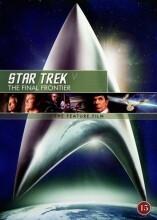 star trek 5 - the final frontier - DVD