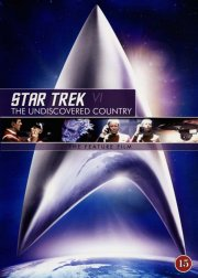 star trek 6 - the undiscovered country - DVD