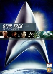 star trek 8 - first contact - remastered - DVD