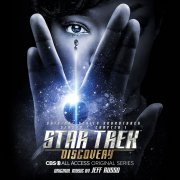 jeff russo - star trek discovery soundtrack - season 1 chapter 1 - cd