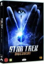 star trek discovery - sæson 1 - DVD
