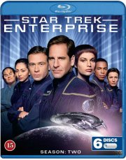 star trek enterprise - sæson 2 - Blu-Ray